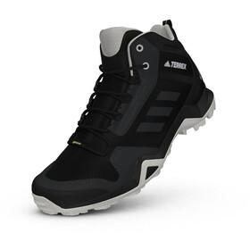 adidas TERREX AX3 Mid Gore-Tex Zapatillas Senderismo Mujer, core black/dgh solid grey/purple tint